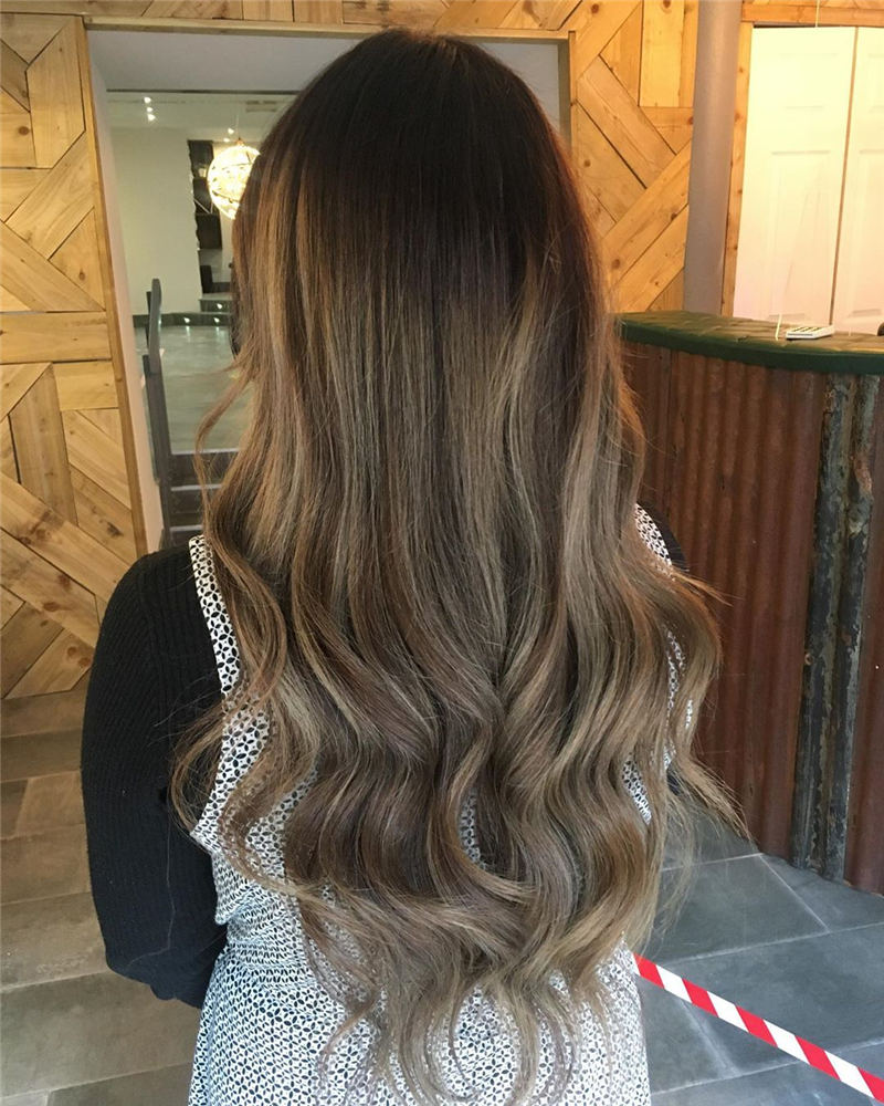 Cool Ideas with Light Brown Hair Color for 2020 48