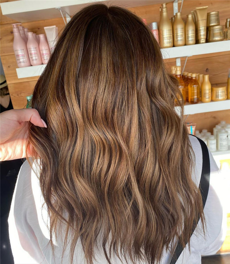 Cool Ideas with Light Brown Hair Color for 2020 49