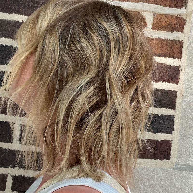 Cool Short Haircuts for Fine Hair You Need to Try 01