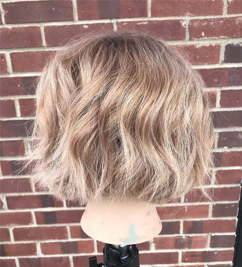 Curly Bob Hairstyles To Copy Asap for This Year 12