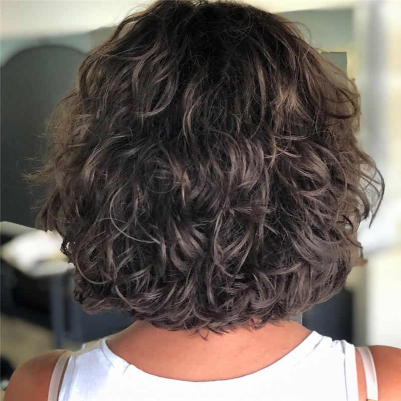 Curly Bob Hairstyles To Copy Asap for This Year 47