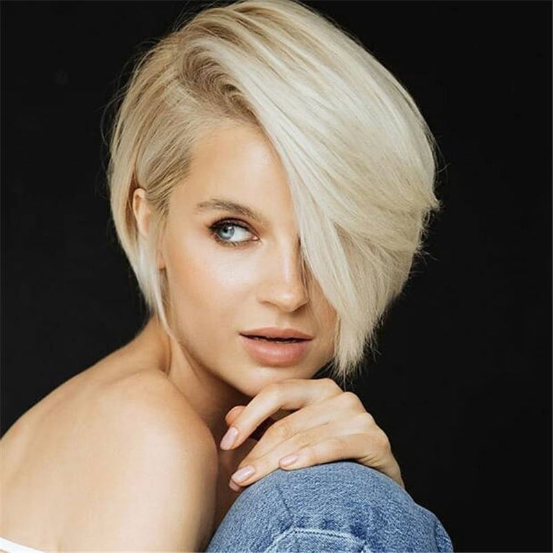 Simple Easy Pixie Haircuts That Brighten Up Your Look 10
