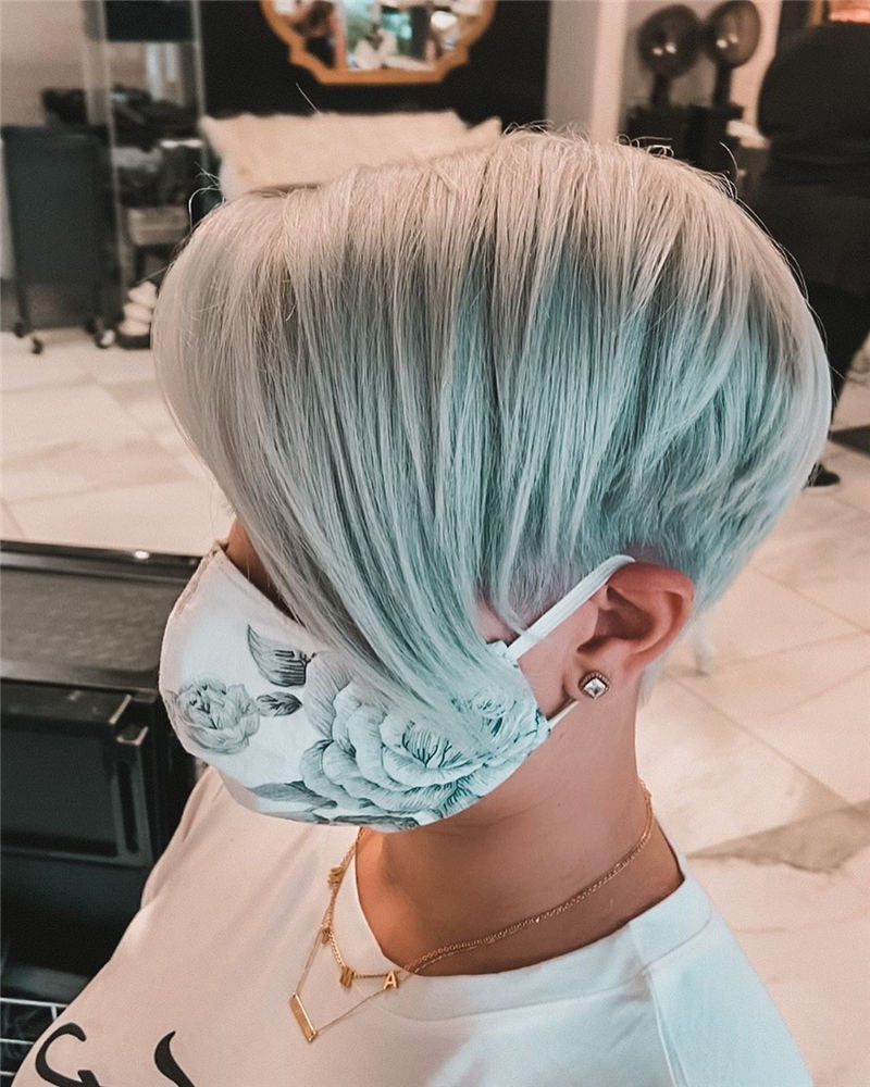 Simple Easy Pixie Haircuts That Brighten Up Your Look 21