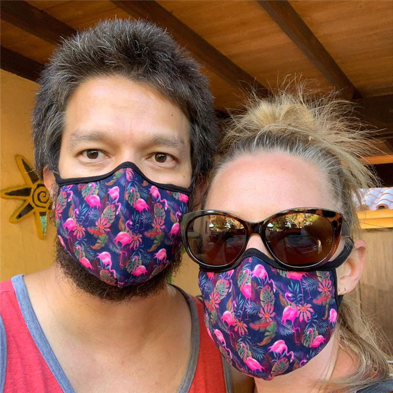 Stylish Face Masks For Women 2020 39