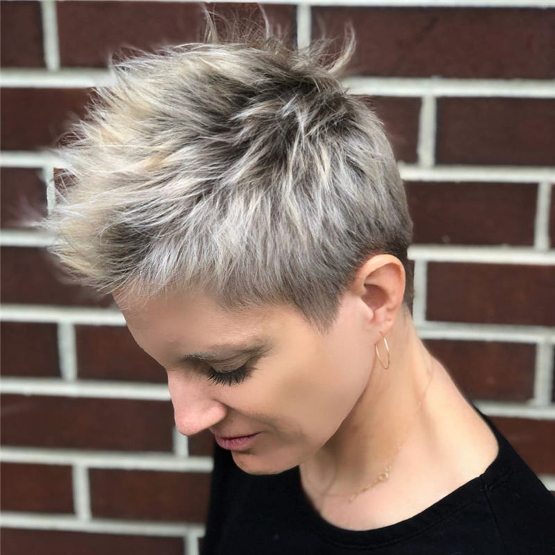 Super Cute Short Hairstyles for 2020 09