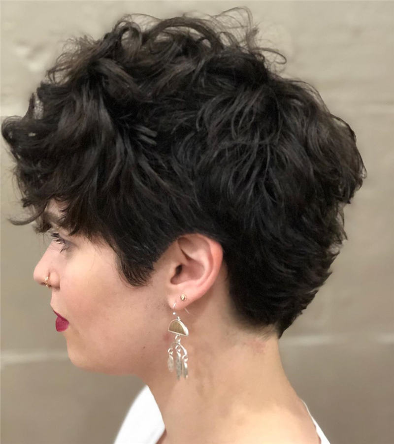Super Cute Short Hairstyles for 2020 12