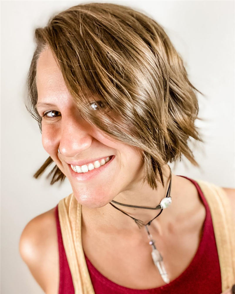 Super Cute Short Hairstyles for 2020 15