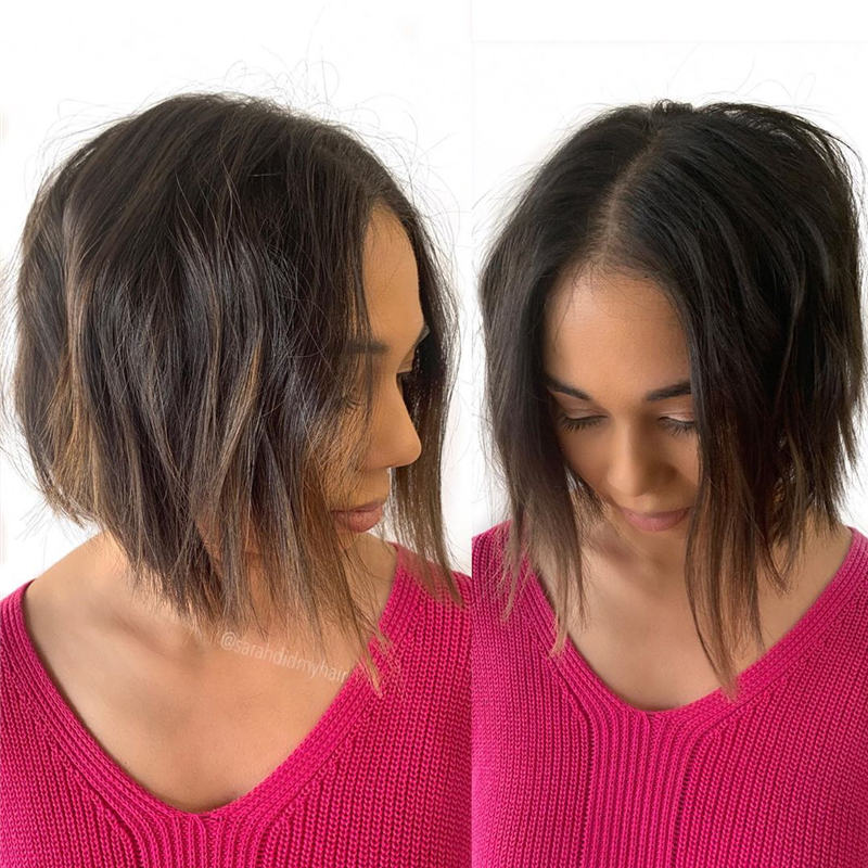 Super Cute Short Hairstyles for 2020 16