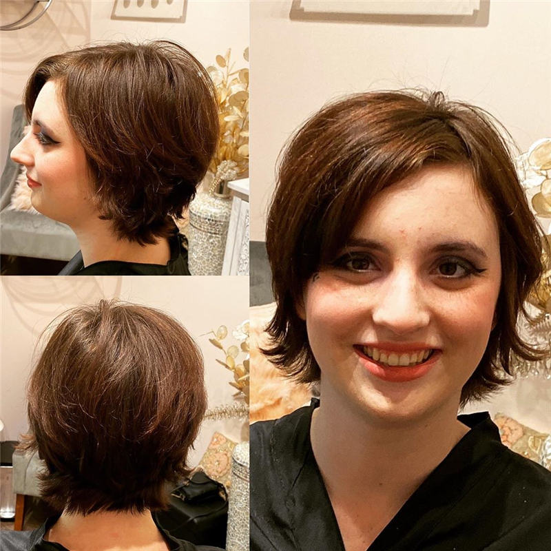Super Cute Short Hairstyles for 2020 25