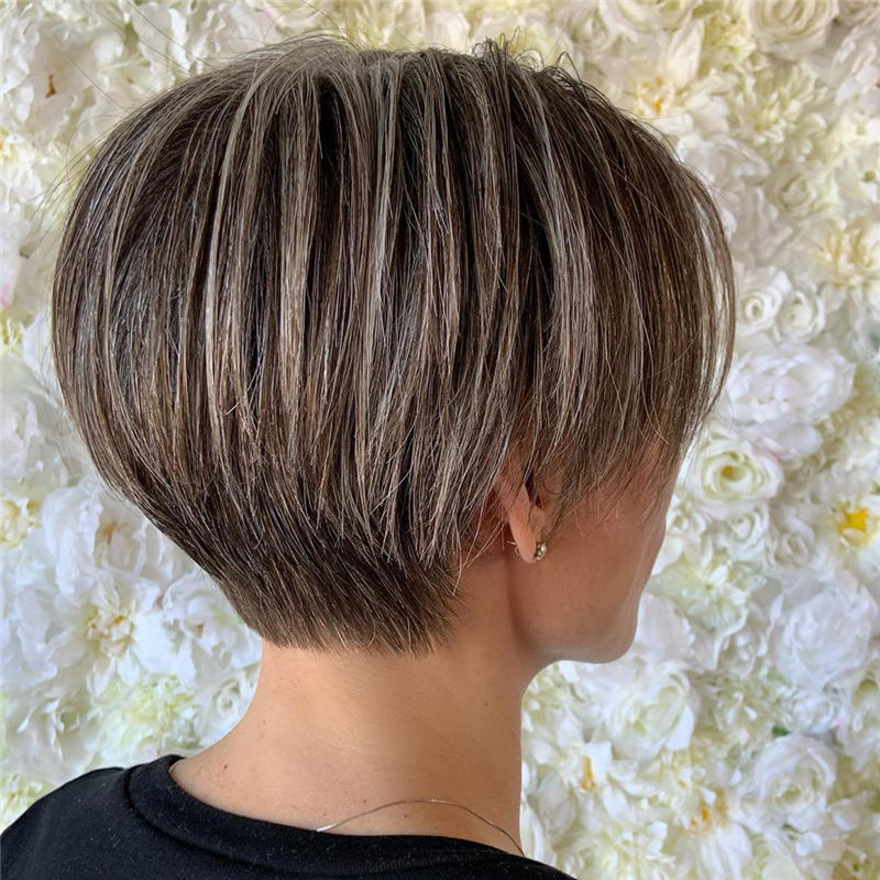 Super Cute Short Hairstyles for 2020 31
