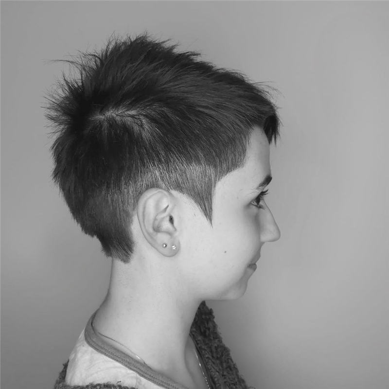 Super Cute Short Hairstyles for 2020 32