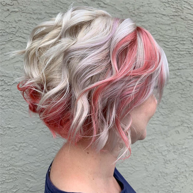 Super Cute Short Hairstyles for 2020 36