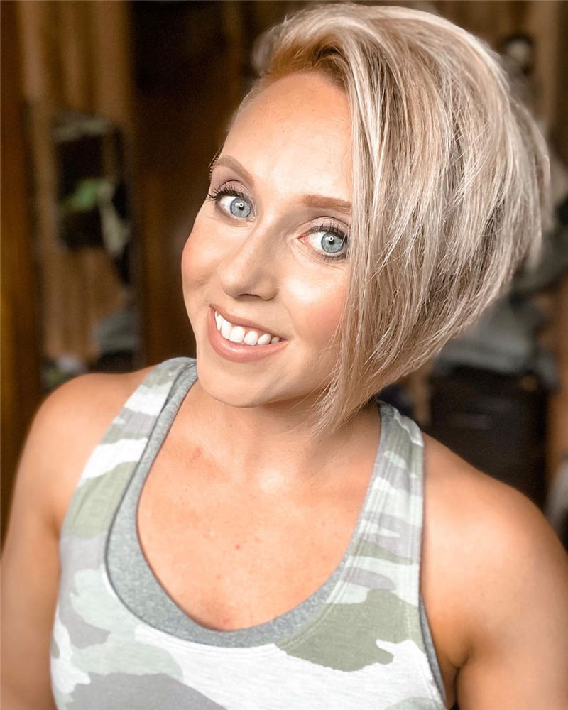 Amazing Easy Pixie Haircuts for Round Faces 31