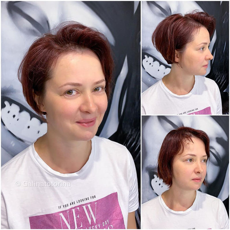 Amazing Easy Pixie Haircuts for Round Faces 34