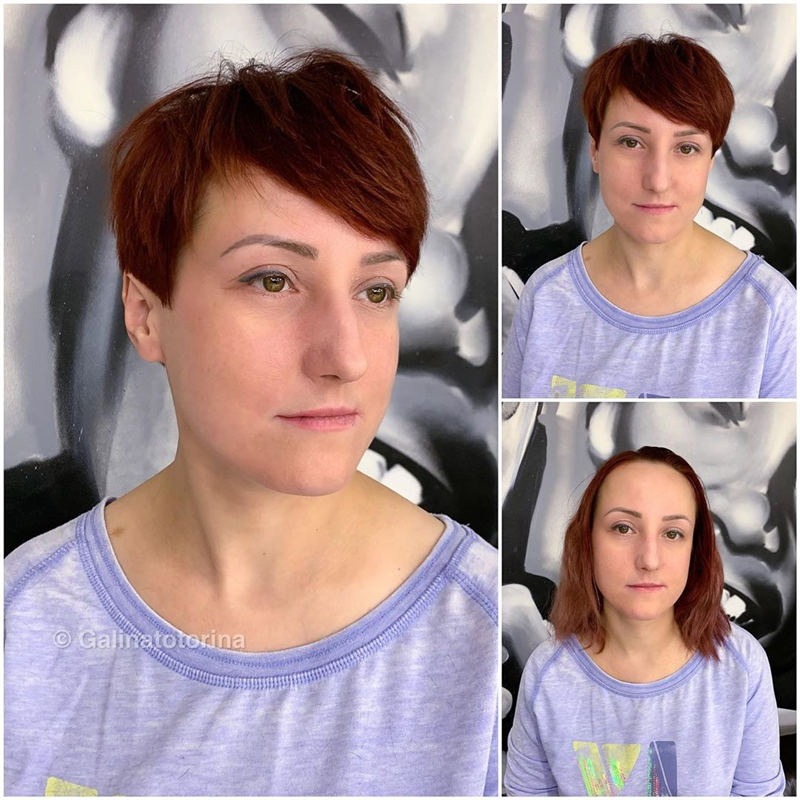 Amazing Easy Pixie Haircuts for Round Faces 35
