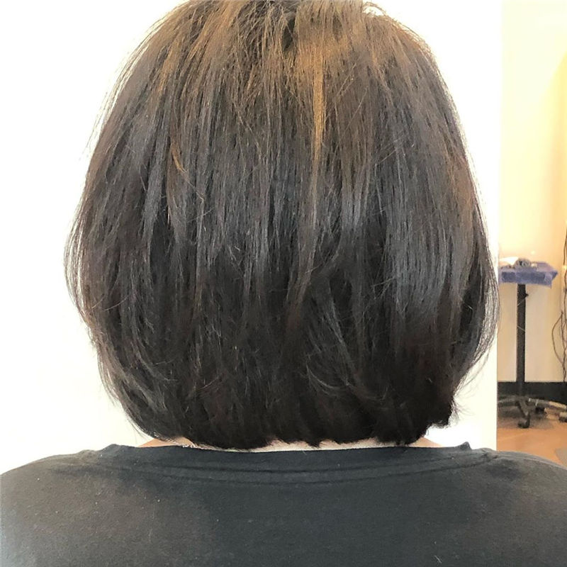 Awesome Layered Bob Styles for 2020 01
