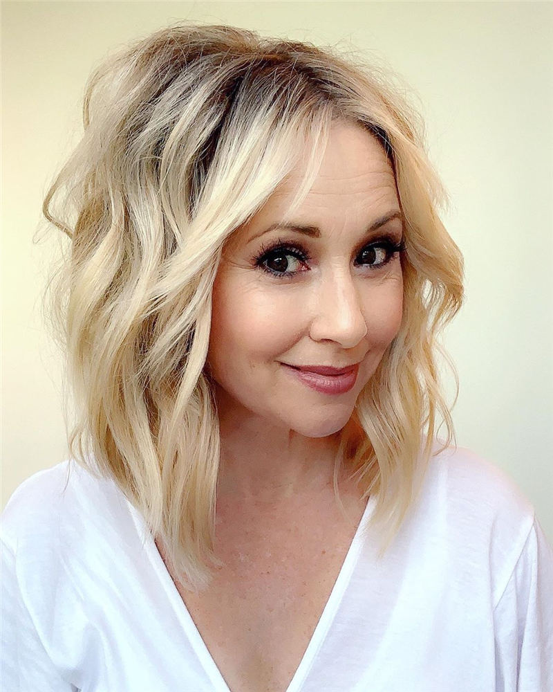 Best Hairstyles and Haircuts for Women Over 40 13