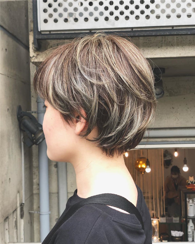 Best Japanese Hairstyles Cute Asian Haircuts 2020 43