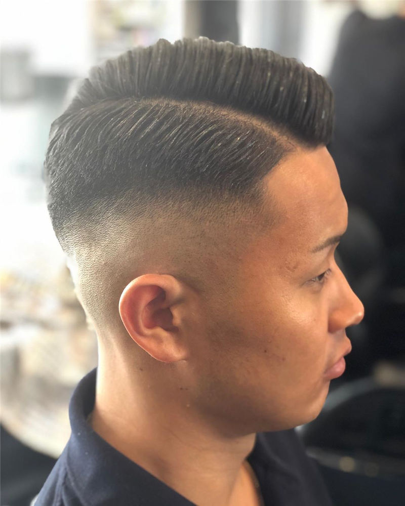 Trendy Short Fade Haircuts For Men You Cant Miss 2020 01