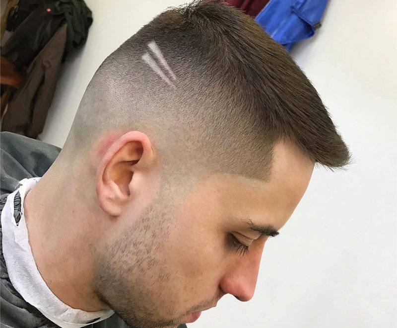 Trendy Short Fade Haircuts For Men You Cant Miss 2020 24