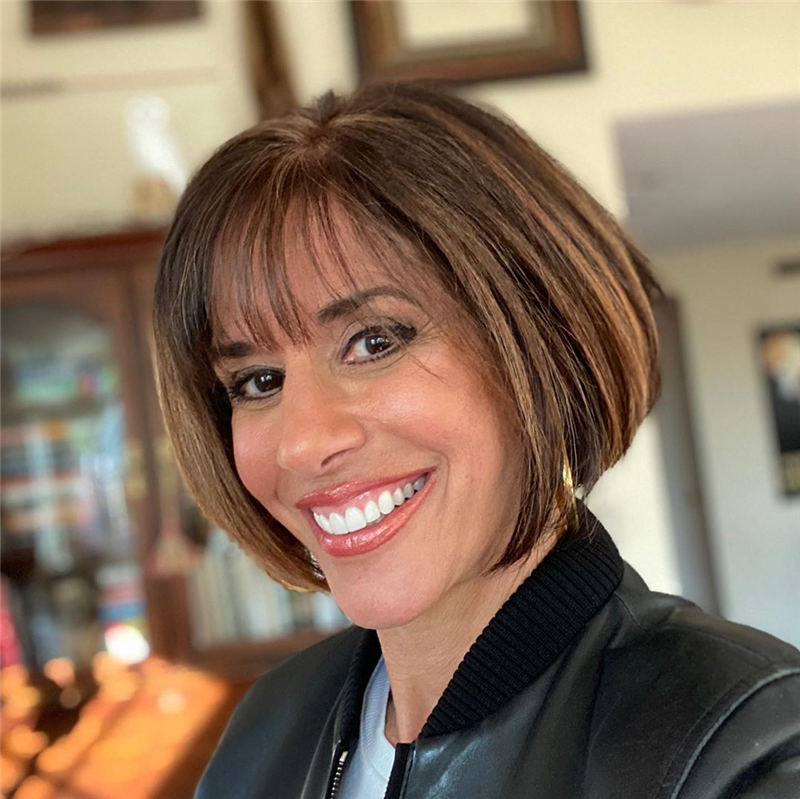 Trendy and Youthful Hairstyles and Haircuts for Women Over 50 06