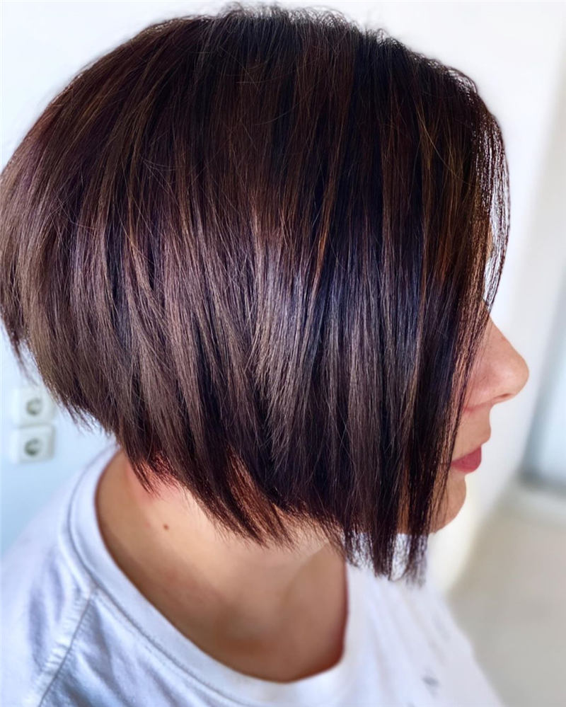 Best Short Layered Bob Haircuts You Can't Miss - Page 2 of 42 -  HairstyleZoneX