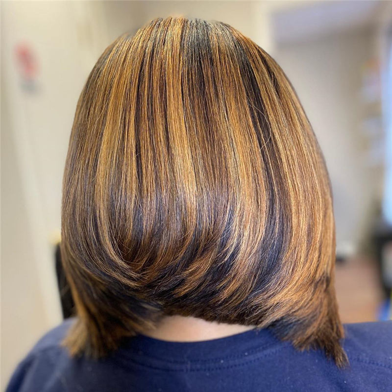 Best Short Layered Bob Haircuts You Cant Miss 05