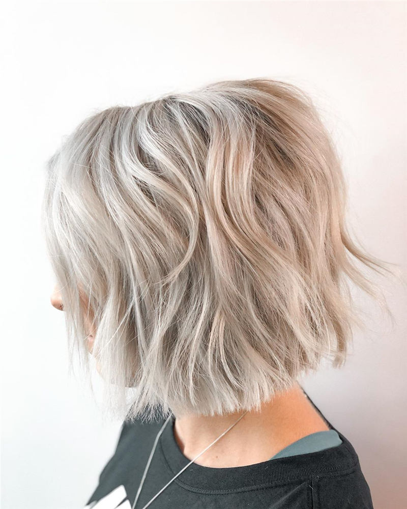 Best Short Layered Bob Haircuts You Cant Miss 10
