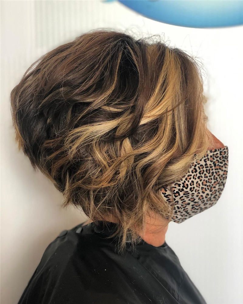 Best Short Layered Bob Haircuts You Cant Miss 11