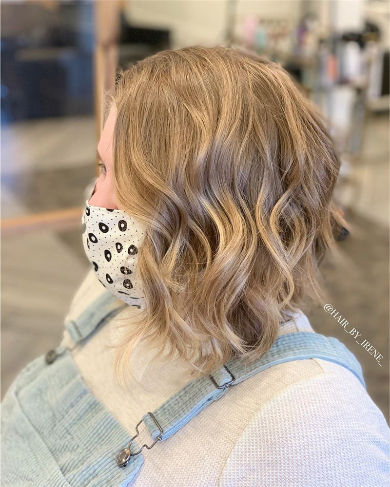 Best Short Layered Bob Haircuts You Cant Miss 33
