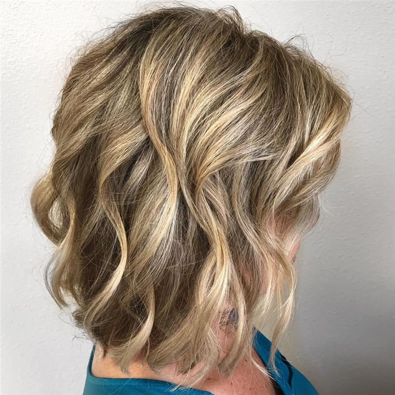 Best Short Layered Bob Haircuts You Cant Miss 37