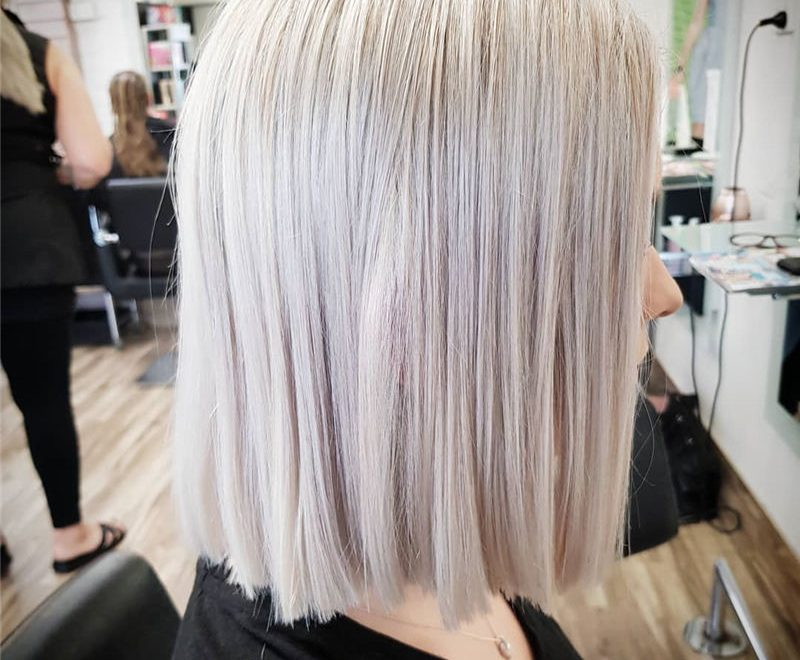 Best Short Straight Haircuts for Women 2021 48