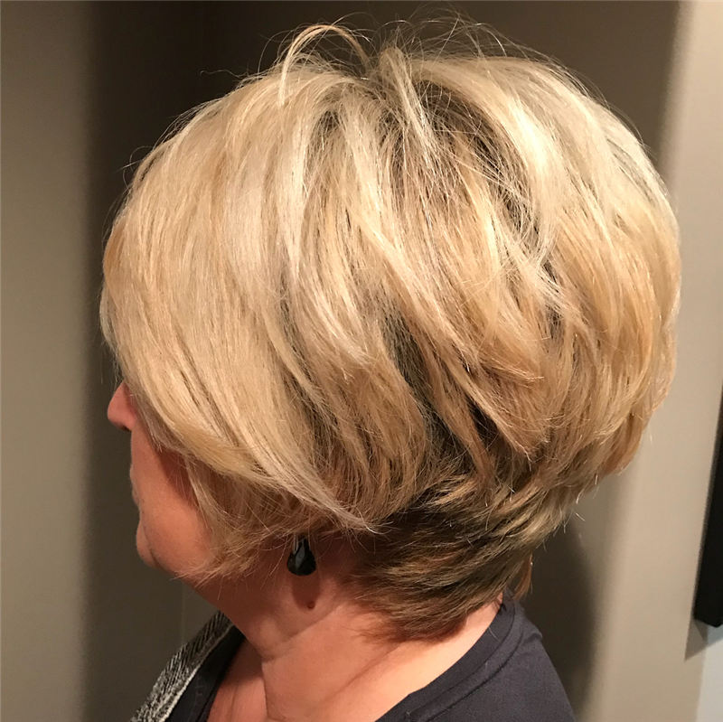 Classy Short Haircuts for Thick Hair Simply Cant Miss 11