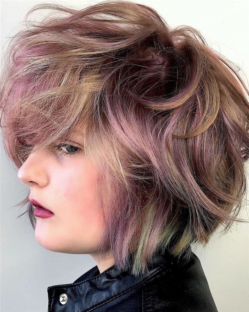 Classy Short Haircuts for Thick Hair Simply Cant Miss 17