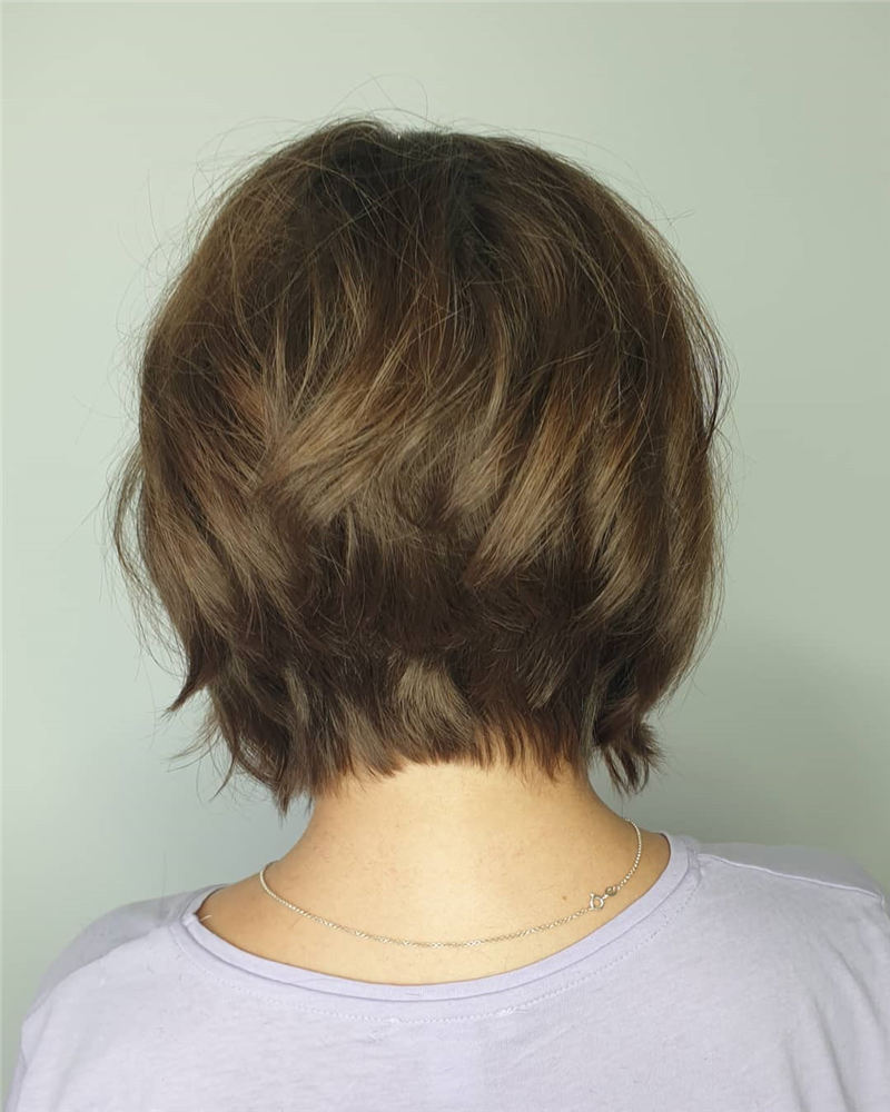Classy Short Haircuts for Thick Hair Simply Cant Miss 28