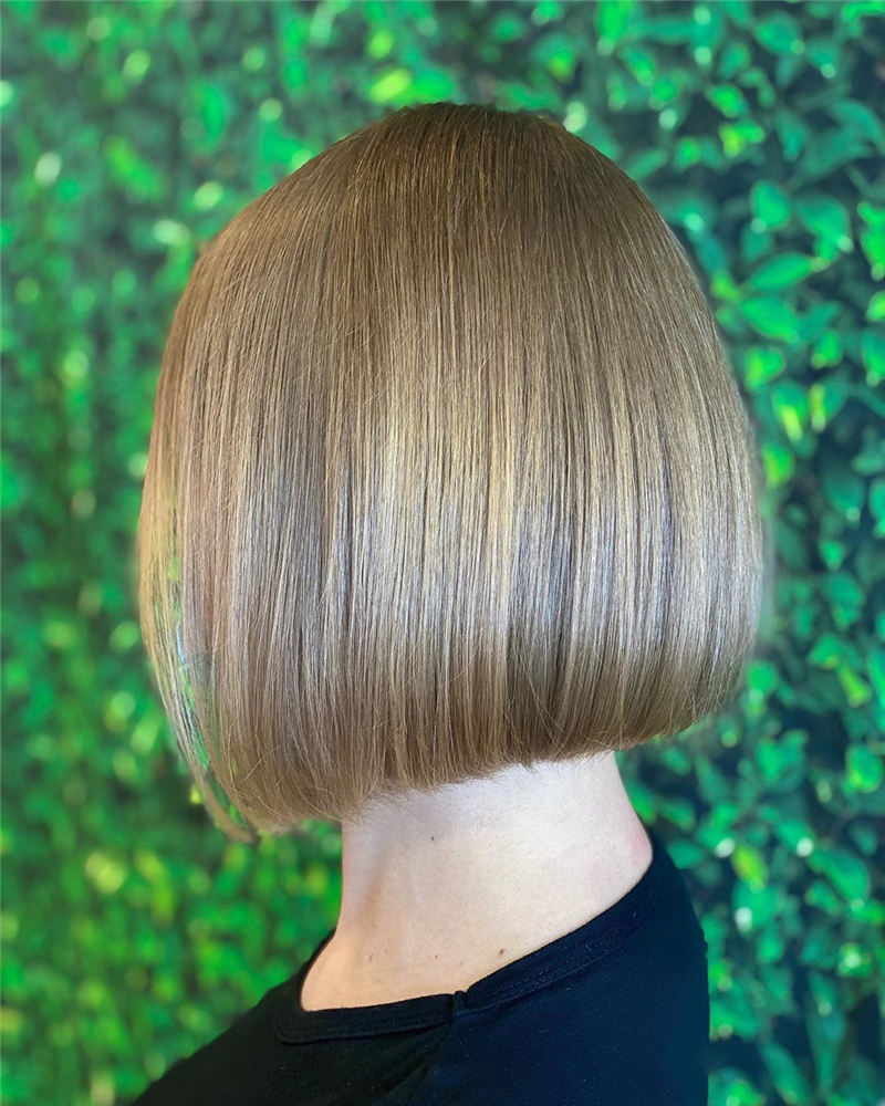 Classy Short Haircuts for Thick Hair Simply Cant Miss 33