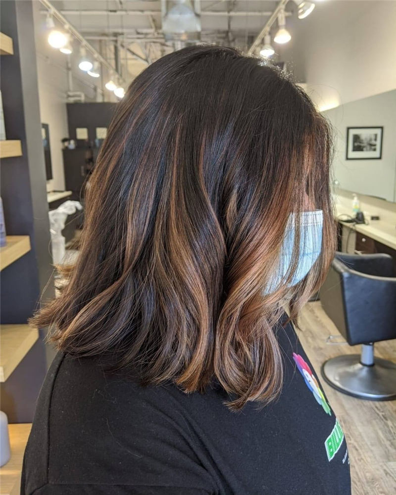 Coolest Short Brown Hair Colors to Look Gorgeous 13