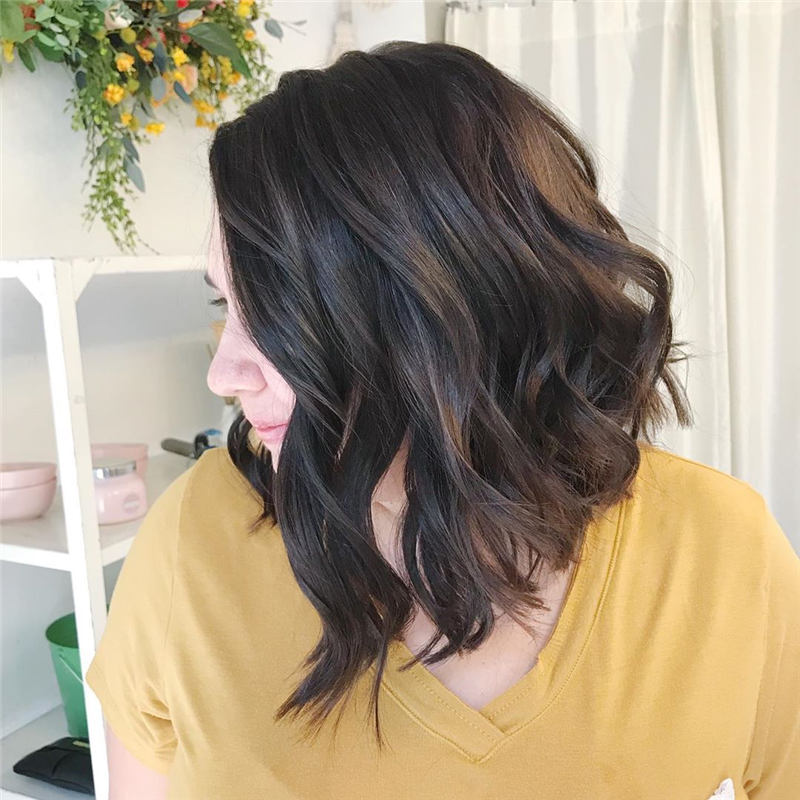 Coolest Short Brown Hair Colors to Look Gorgeous 17