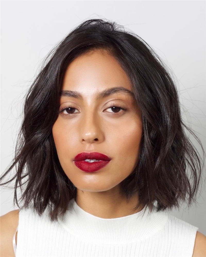 Coolest Short Brown Hair Colors to Look Gorgeous 22