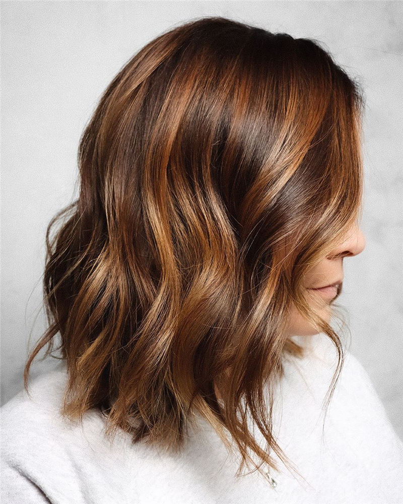 Coolest Short Brown Hair Colors to Look Gorgeous 30