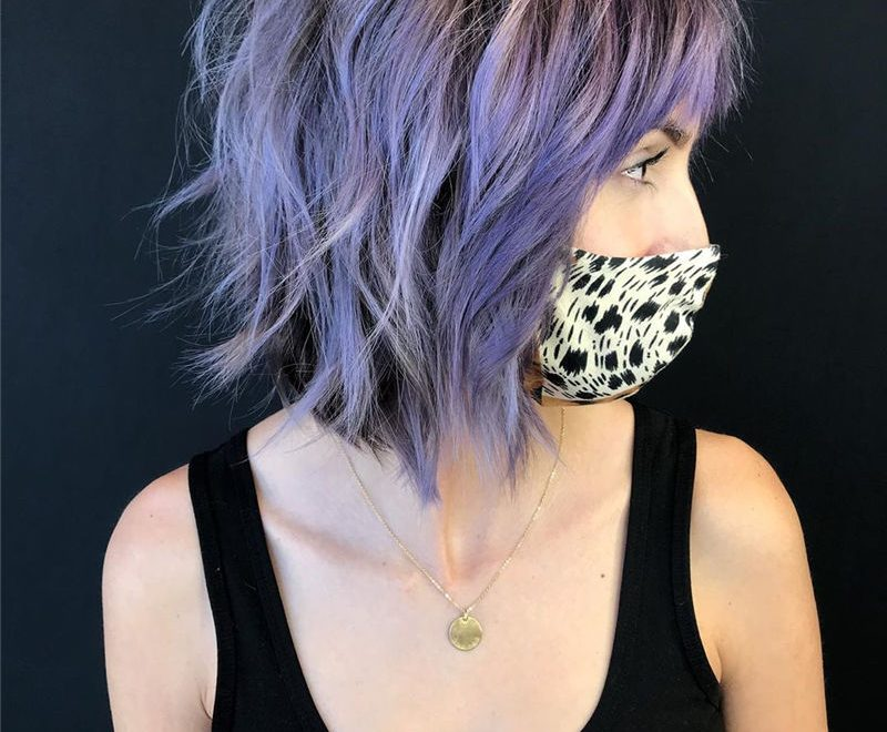 Coolest Short Shag Hairstyles That You Need to Try 21