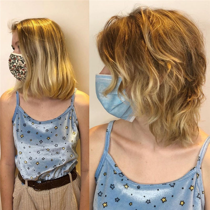 Coolest Short Shag Hairstyles That You Need to Try 30