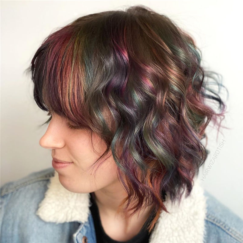 Coolest Short Shag Hairstyles That You Need to Try 37