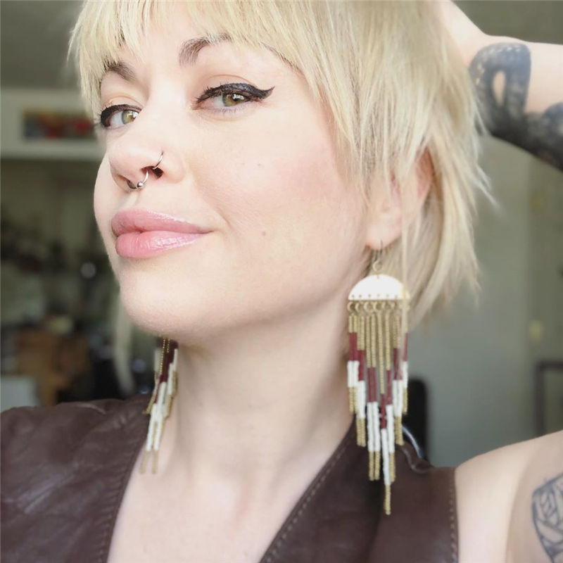 Coolest Short Shag Hairstyles That You Need to Try 38