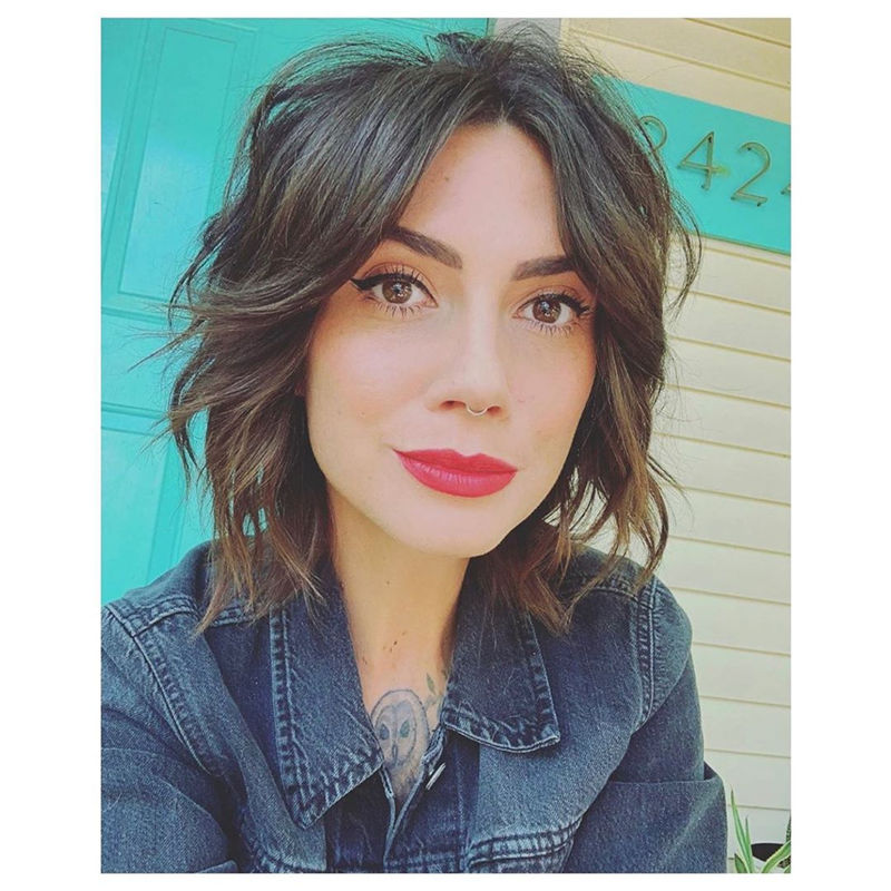 Coolest Short Shag Hairstyles That You Need to Try 39