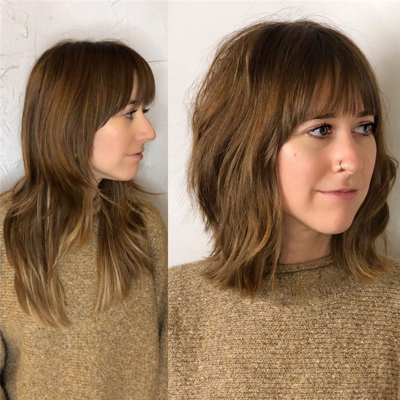 Coolest Short Shag Hairstyles That You Need to Try 46