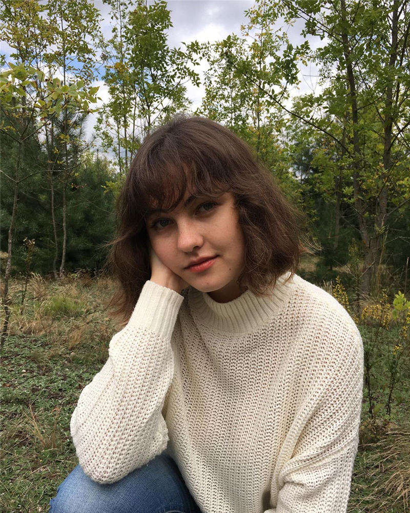 Cute Layered Haircuts With Bangs For 2020 39