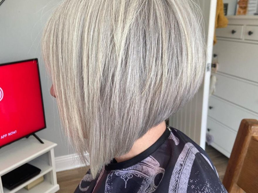 Special Short Grey Hair You Need To Try 2021 24
