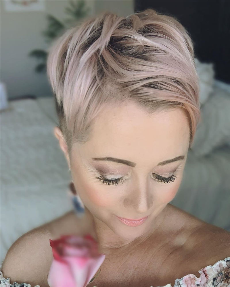 Top Pixie Cuts Youll See Right Now 05