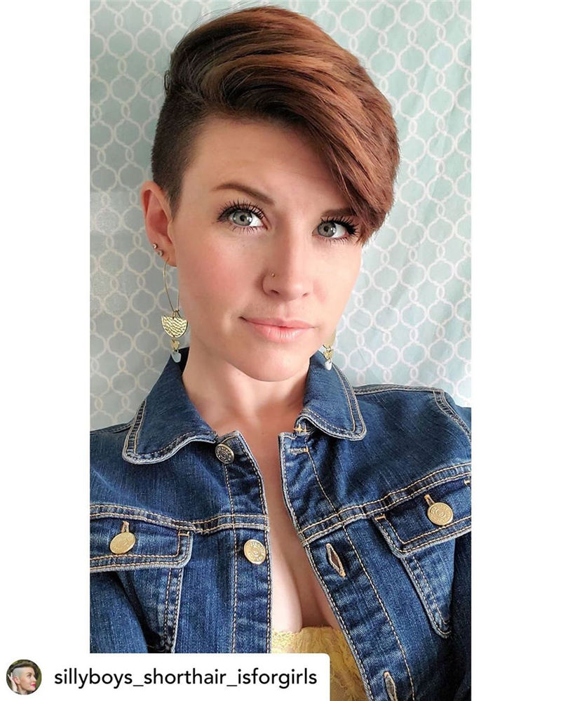 Top Pixie Cuts Youll See Right Now 09